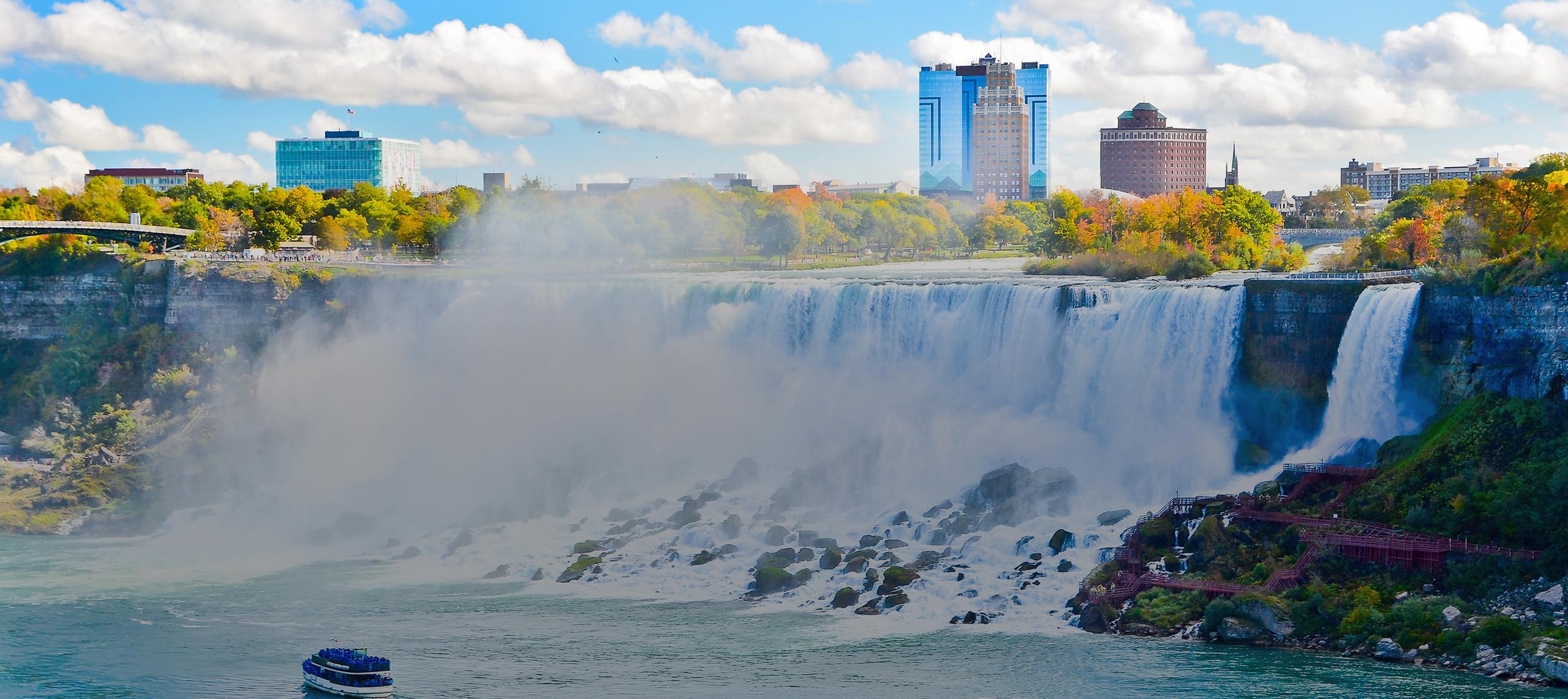 Vacation Packages Niagara Falls, NY