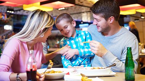 Family Restaurant Niagara Falls, NY