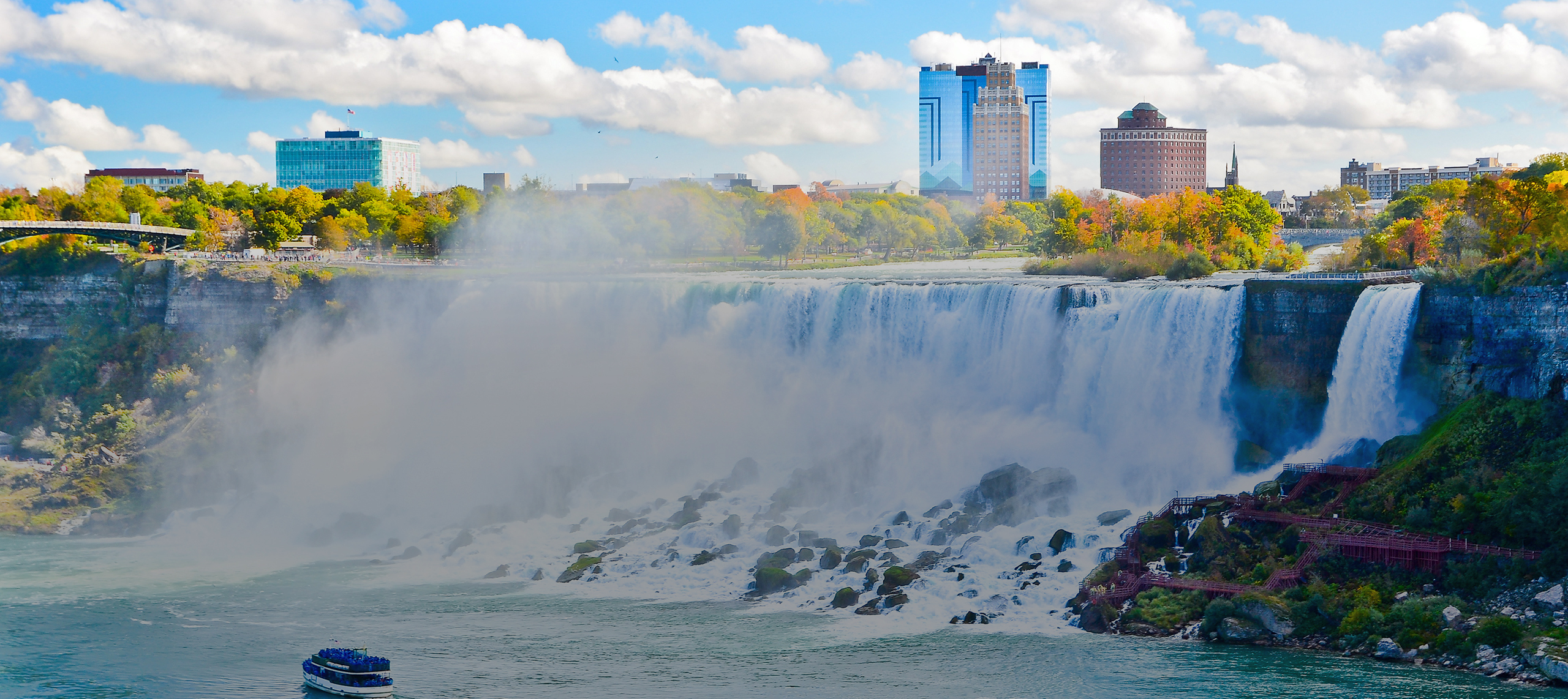 Vacation Packages Niagara Falls, NY